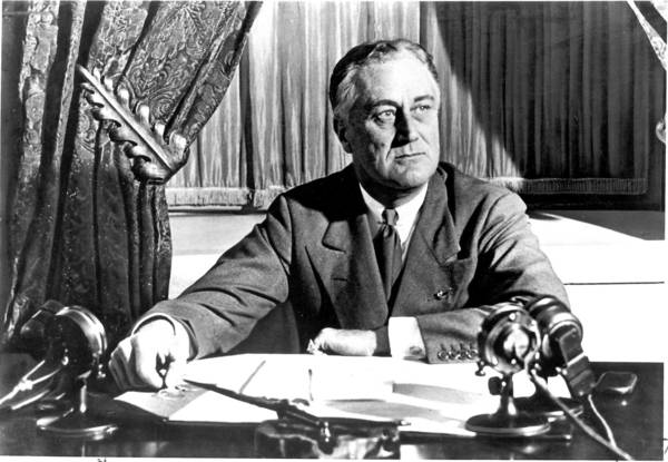 Franklin Delano Roosevelt, who led the nation out of the Great Depression and during World War II, is considered one of the nation's best presidents.