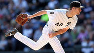 GLENDALE, Ariz. — After his breakout 17-victory season in 2012, there might be some impetus for <strong>Chris Sale's</strong> representatives and the White Sox to discuss a long-term deal.