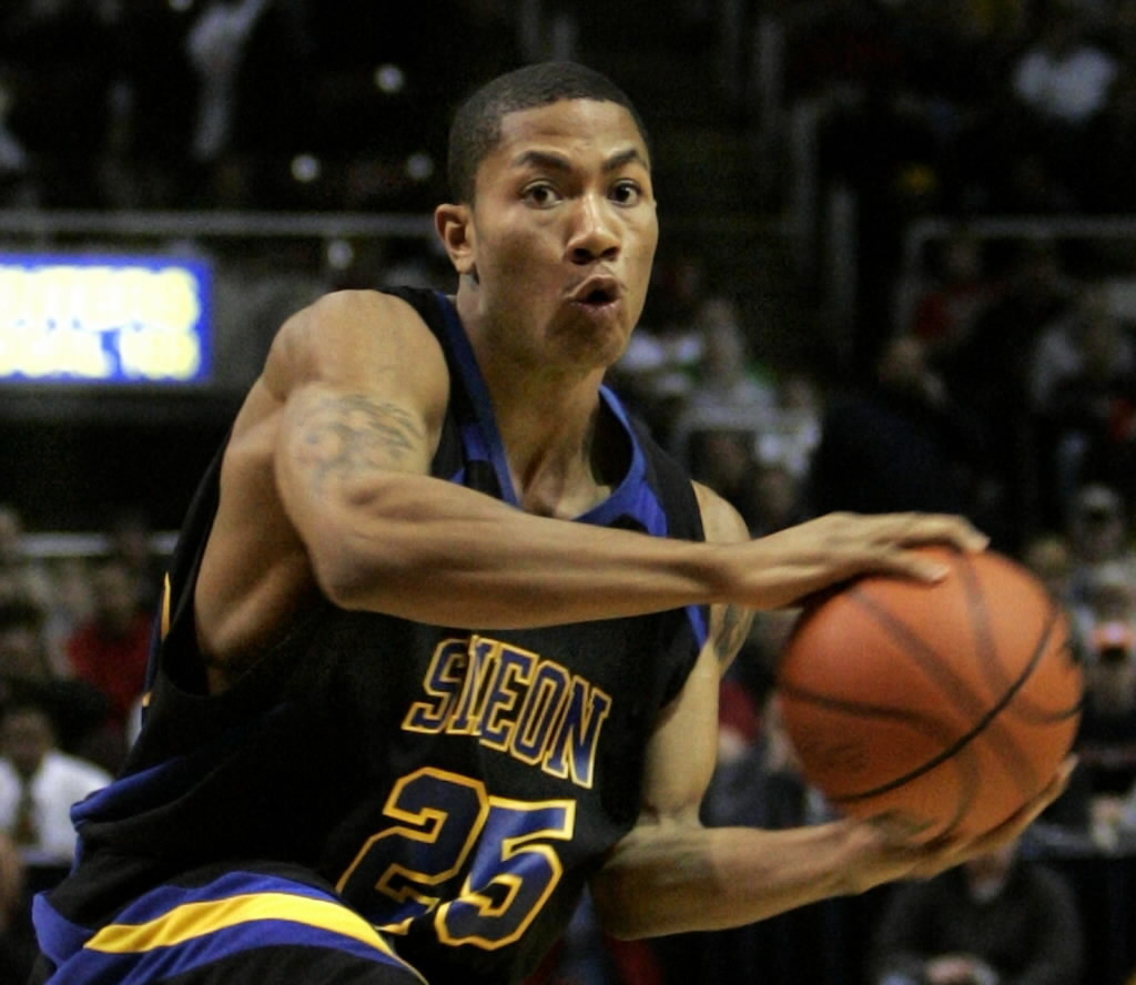 Simeon All Access | The 2000s: Derrick Rose, Jabari Parker ... Jabari Parker Simeon