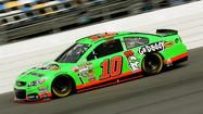 Danica posts fastest lap in preparation for Daytona 500
