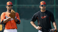 Who should begin the season as Orioles' starting second baseman?