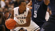 Something good was going to happen for those two UConn guards. The 15,165 fans knew it. Shabazz Napier knew it. Heck, Jay Wright knew it.