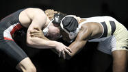 Hereford wins Baltimore County wrestling title, crowns four individual champions