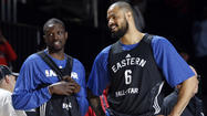 HOUSTON — <b>Tyson Chandler's</b> 21-61 rookie season with the Bulls in 2001-02 is never far from his mind.