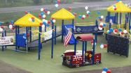 Playgrounds to honor Sandy Hook victims