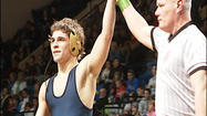 The Christiansburg Wrestling team locked-up it's 12-consecutive team title before the finals even began. The Blue Demons had 9 wrestlers make it to states, with 5 in the finals and 4 individual state champs. J.R. Wert, Joey Dance, and Zach Epperly all accomplished their 4-peat and Coy Ozias won his third state title.  Grundy repeated as the Group A team state champion.  Below are the team results and individual results for local wrestlers.