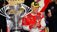 Harvick blocks Biffle to win The Sprint Unlimited