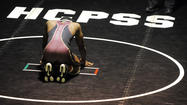 Howard County wrestling championships [Pictures]