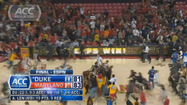 VIDEO Terps upset Duke, 83-81