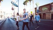 "While ""What happens in Vegas stays in Vegas"" has certainly made an effective tourism campaign, Imagine Dragons refrained from adopting the slogan as a band mantra."