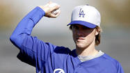 Zack Greinke gets through anxious moments