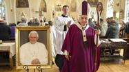 'A huge moment' awaits Cardinal George in Rome