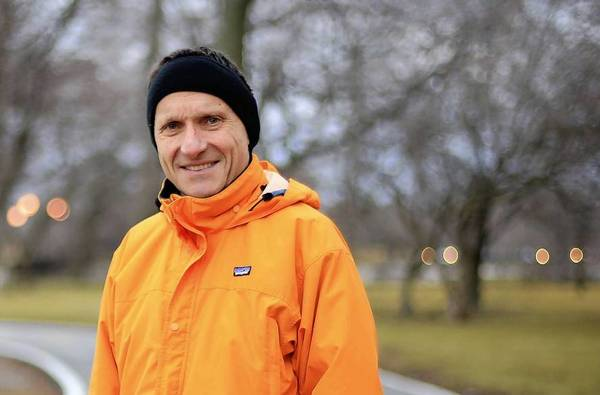 Dr. Kenneth Polonsky, the top official at University of Chicago Medicine, runs 5 miles to work on most mornings.