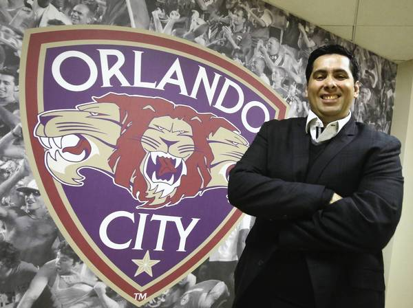 Businessman Flvio Augusto da Silva is now part of the Orlando City Lions ownership group and will eventually be its primary owner.