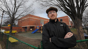 Volunteers work to reopen shuttered Barclay Rec Center