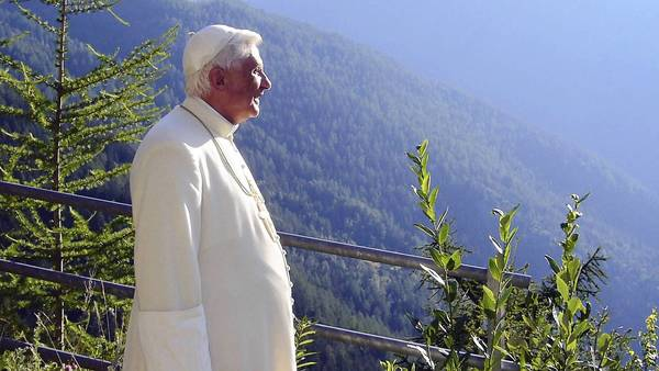 As Pope Benedict XVI prepares to retire, some older folks in the area say the Catholic leader should stay physically active.