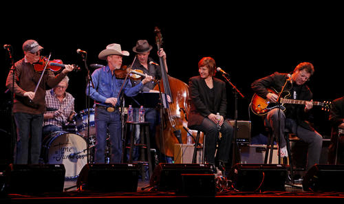 The Time Jumpers, whose members include country music star Vince Gill, perform at the State Theatre in Easton on Saturday, Feb. 16.