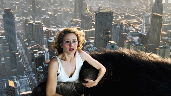 King Kong: The women in his life - Naomi Watts in the 2005