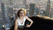 Naomi Watts in the 2005 'King Kong'