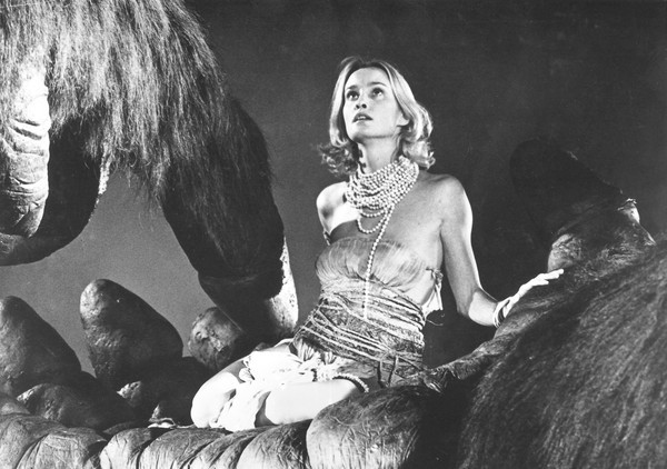 King Kong: The women in his life - Jessica Lange in the 1976