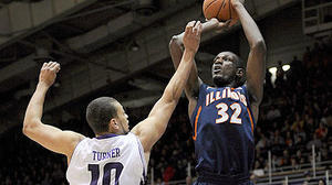 Illinois gets its revenge against Northwestern