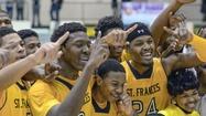 St. Frances' big three power Panthers past Mount St. Joseph for MIAA A Conference crown