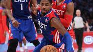 Photos: NBA All-Star weekend