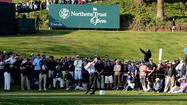 "The man who won the Northern Trust Open in a playoff Sunday called it ""one of the great par fours we play."" The man who lost in the playoff called it ""funky"" and added, ""They might as well put a windmill out there."""