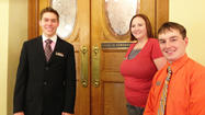 Aberdeen-area SD House interns