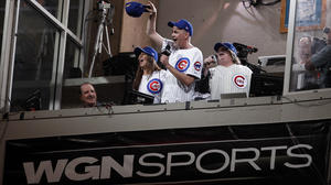 Cubs may part ways with WGN-TV after 2014 season, ending half-century relationship