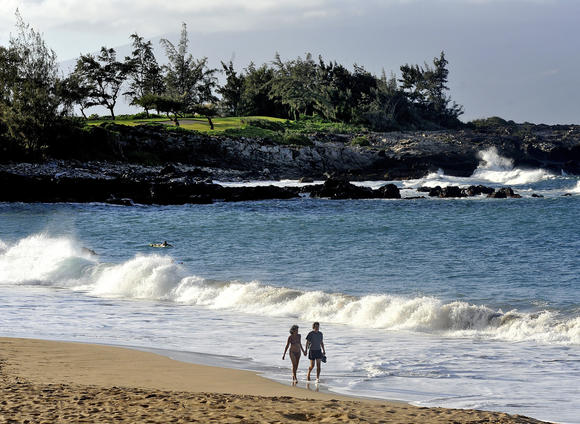 D.T. Fleming Beach near The Ritz-Carlton, Kapalua