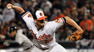 Orioles announce two-year deal with reliever Darren O'Day