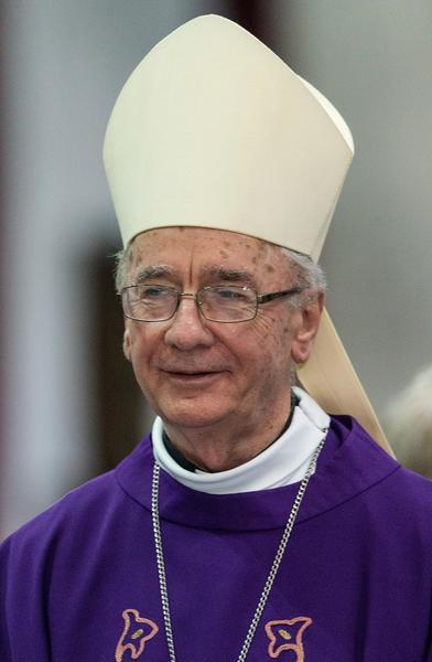 Brazilian Cardinal Claudio Hummes --considered in the running to be the future pope-- attends Ash Wednesday mass at Se Cathedral in Sao Paulo, Brazil, on Februrary 13, 2013. Benedict XVI, the German-born leader of the world's 1.1 billion Catholics, made the shock announcement that he would resign on February 28 due to old age. Brazilian Cardinal Odilo Pedro Scherer, ordained by Benedict XVI in 2007 and who heads Brazil's largest archdiocese with five million Catholics, said in a press conference that nationality and age should not be key factors in choosing who will succeed Benedict XVI.