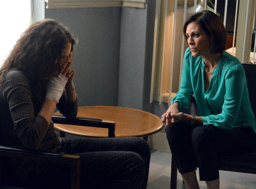 'Pretty Little Liars' Season 3B pictures: Episode 22, titled Will the Circle Be Unbroken, airing Tuesday, March 5.