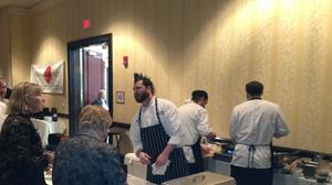WHRO Strolling Supper Party brings out the Peninsula chefs