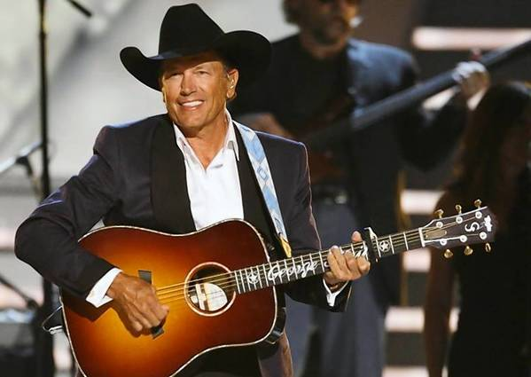 George Strait comes to the XL Center with Martina McBride Saturday, Feb. 23.