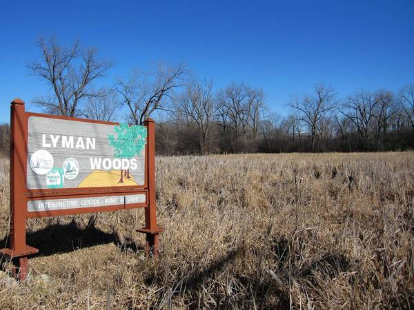The Downers Grove Park District wants to start a maintenance project for the streams at the Lyman Woods Forest Preserve.