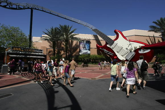 Picture: Rock 'n' Roller Coaster