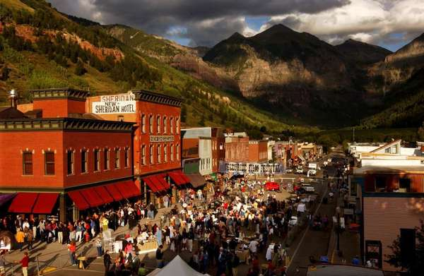 "If ""Argo"" wins, the Telluride Film Festival will have hosted the world or North American premieres of four of the last five best picture Oscar winners."