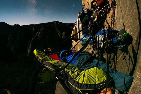 """Gimp Monkeys"" is part of the Banff Mountain Film Festival World Tour."