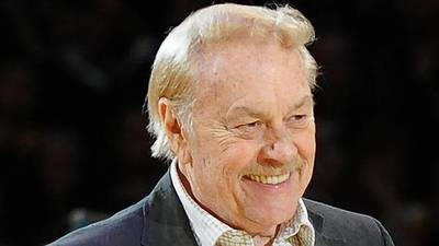 Jerry Buss dies at 80; Lakers owner brought 'Showtime' success to L.A.