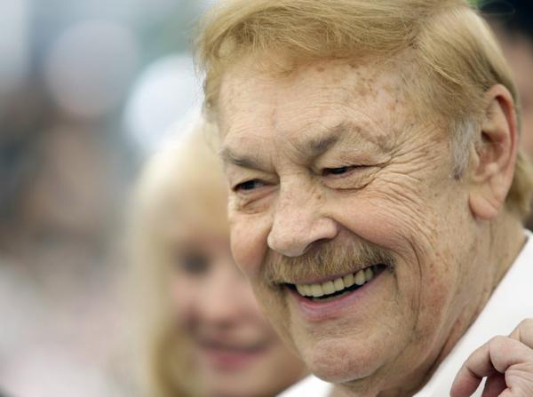 Lakers owner Jerry Buss passed away Monday after a lengthy battle with cancer.