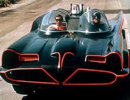 The Batmobile rolls into Fort Lauderdale this weekend.