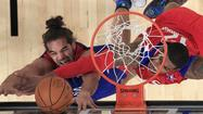 Video: Noah's cross-over an All-Star stunner