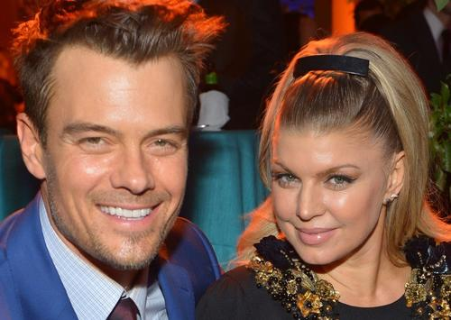 """Safe Haven"" actor Josh Duhamel and his wife, actress-singer Fergie, attend the premiere of Relativity Media's ""Safe Haven"" after party in Hollywood."