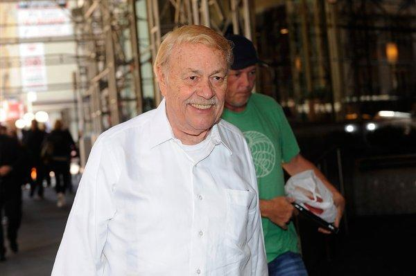 Lakers owner Jerry Buss died Monday after a long battle with cancer.