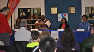 "A free Black History Month program ""The Black Experience in Chicago's North Suburbs,"" was presented by the Northbrook Community Relations Commission on February 13th at the North Suburban YMCA. This year marks both the 150th anniversary of the Emancipation Proclamation, and the 50th anniversary of the March on Washington led by Dr. Martin Luther King, Jr. The evening took a close look at how life has changed for African-Americans living in our area and what it has taken to get there. It featured local panelists presenting their personal stories, followed by a question and answer time with the audience."