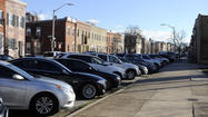 In Canton, parking woes part of growing pains