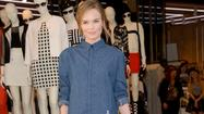 Kate Bosworth at the Grove L.A. Topshop opening.