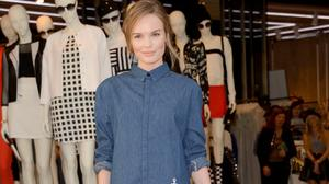 Kate Bosworth at the Grove Topshop opening
